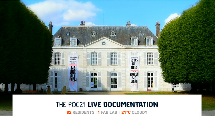 The POC21 Live Pad Magazine